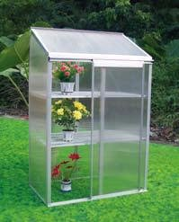 Sprout Greenhouse by EarthCare Greenhouses