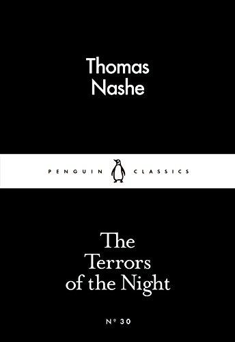 The Terrors Of The Night (Penguin Little Black Classics)