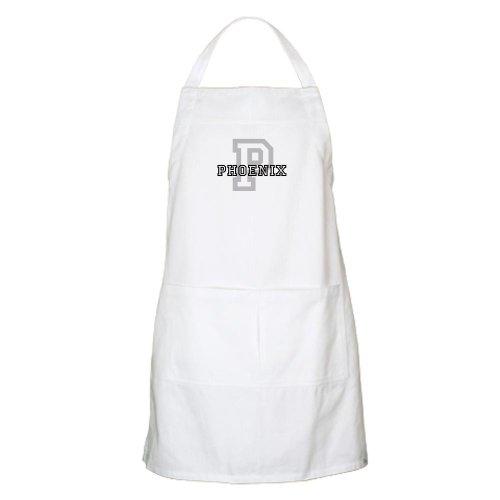Cafepress Letter P: Phoenix BBQ Apron - Standard