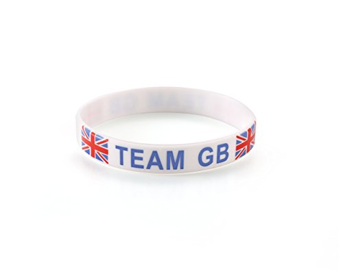 10-x-team-gb-world-cup-olympics-silicone-wristbands
