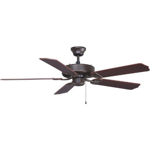 Fanimation Aire Decor 52 Inch Outdoor Ceiling Fan - Oil Rubbed Bronze
