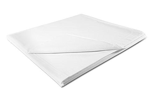 ZOLLNER-hochwertiges-Betttuch-Bettlaken-wei-290x300-cm-ohne-Gummizug-in-weiteren-Gren-verfgbardirekt-vom-Hotelwschehersteller-Serie-Maxi