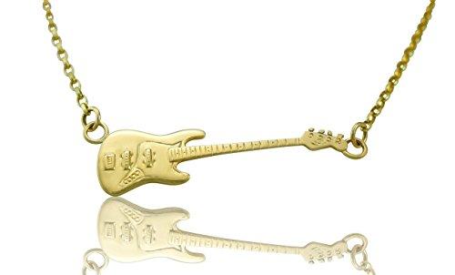 aus-massivem-9-ct-Gold-Fender-Jazz-Bass-Gitarre-Anhnger-Halskette-Geschenk-fr-Gitarristen-Spieler-und-Musiker-whlen-Sie-GreKette-fr-unter-FARBE-Name