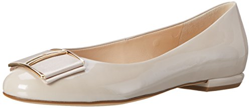 Högl 3-10 1085 0800, Ballerine Donna, Beige (Cotton0800), 39 EU
