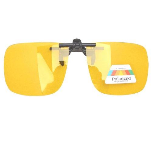 Eyekepper Große Sonnenbrillen-Clip für Brillenträger