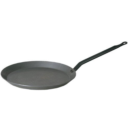 De Buyer Blue Steel French Crepe Pan 20 cm