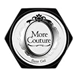 ★More Couture(モアクチュール) モアジェル <BR>ベースジェル 5g