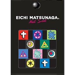 ウイングビート EICHI MATSUNAGA ネイルシール Sー004