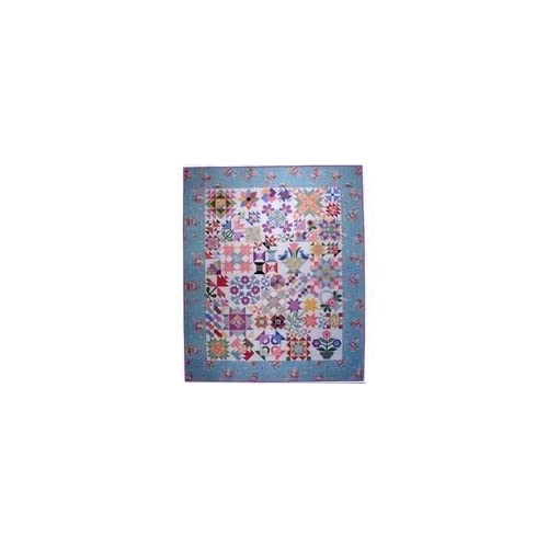 Amazon.com: Ode to the 1930's: A Sampler Quilt Pattern
