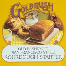 Gold Rush Old Fashioned San Francisco Style Sourdough Bread Starter