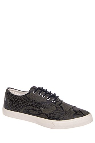 Men's 352g Snake Print Low Top Sneaker