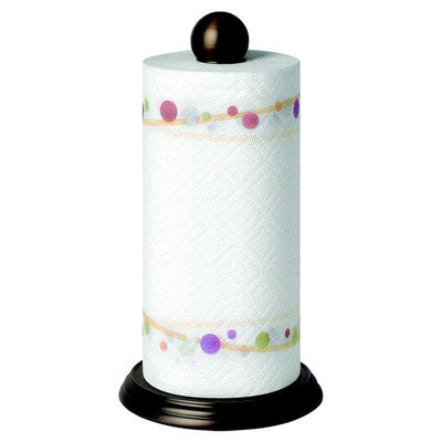 "Luna Paper Towel Holder (Bronze) (13.5""H X 7""W X 7""D)"