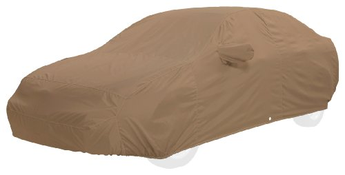 Covercraft Custom Fit Car Cover For Mini Cooper (Ultratect Fabric, Tan) front-566820