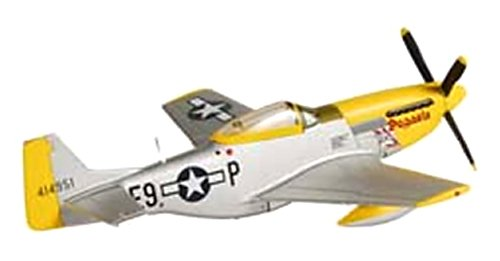 "Model Power 1/100 P-51 Mustang ""Pegasis"" MDP53426 - 1"
