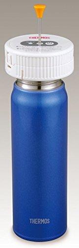 化学反応でボトルの汚れを分解して洗浄する「THERMOS マイボトル洗浄器 APA-800」