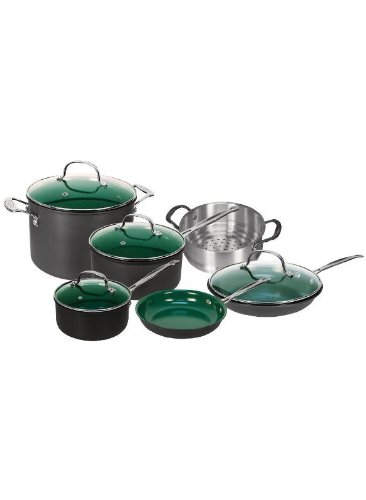Cheap Telebrands Orgreenic, 10-Piece Set (Including Lids)