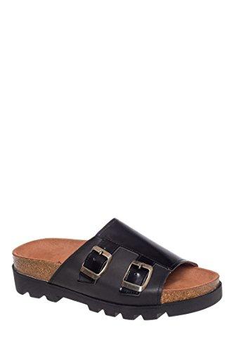 Neneh Slide Flat Sandal