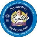 Emeril's Big Easy Bold Coffee, 24-Count K-Cups