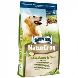 Happy Dog NaturCroq Lamm & Reis 4 kg-1PACK