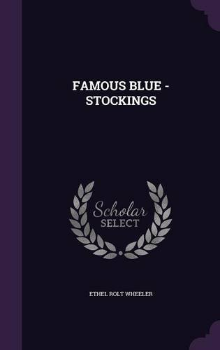 FAMOUS BLUE -STOCKINGS