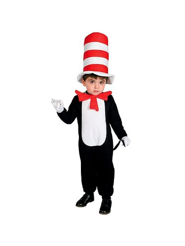 Infant Deluxe Cat in the Hat Costume - Infant
