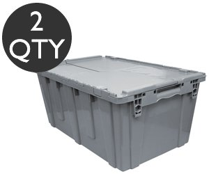 SET OF 2 FULL SIZE CHAFER CHAFING DISH STORAGE BOX
