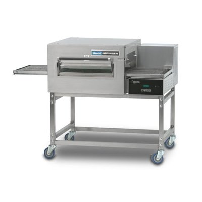 Impinger 1130-000-U Lincoln Impinger Ii Express Conveyor Pizza Oven, Electric, Fron