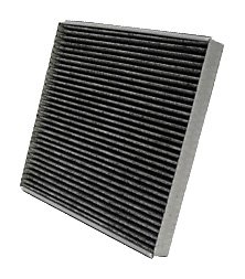 Wix 24495 Cabin Air Filter for select  Cadillac SRX/STS models, Pack of 1 Picture