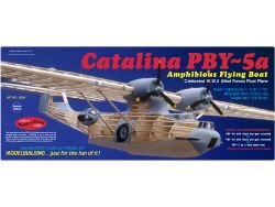 GUILLOW's PBY-5a Catalina Flying Boat Model Kit