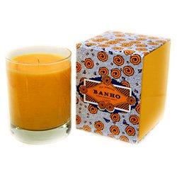 Claus Porto BANHO Citron Verbena Candle