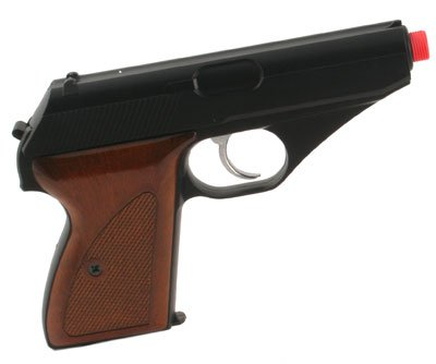 HFC-106 gas pistol