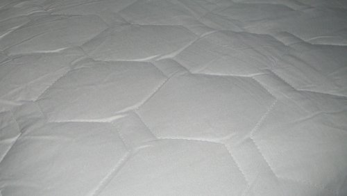 Fitted Mattress Pad Cover - Quilted - Crib Sizes - 1