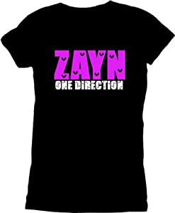 Zayn Malik T-shirts^I Love Zayn Malik shirt^ One Direction t-shirts^1d t-shirts
