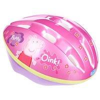 Peppa Pig Girls Bike Helmet (52-56cm) from hti