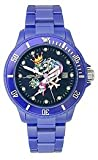 Ed Hardy VIP Crowned Panther Blue Dial Unisex Watch #VPDB