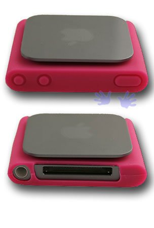 Premium Hot Pink Magenta Soft Silicon Gel Skin Case Cover for the Apple iPod Nano 6 Gen, 6th Generation моноблок asus zn220icgk ra040t 90pt01n1 m03090 90pt01n1 m03090