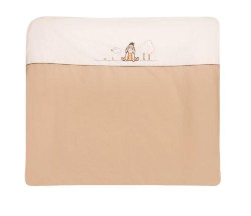 julius z llner wickelauflage adorable pooh beigebraun. Black Bedroom Furniture Sets. Home Design Ideas