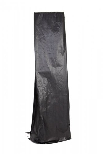 Full-Length-Outdoor-Flame-Patio-Heater-Vinyl-Cover-Black-88H-x-19W-x-22D