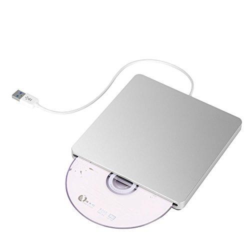 GHB Masterizzatore CD Lettore DVD DVD-RW Disco Rigido Esterno USB 3.0 Superdrive per Apple Mac Book Air Pro iMAC ecc