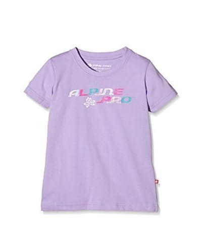 Alpine Pro T-Shirt Manica Corta Bukko [Viola]