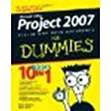 img - for Microsoft Office Project 2007 All-in-One Desk Reference For Dummies by Marmel, Elaine, Muir, Nancy C. [For Dummies, 2007] (Paperback) [Paperback] book / textbook / text book