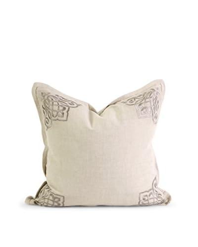 IK Chenoa Embroidered Throw Pillow