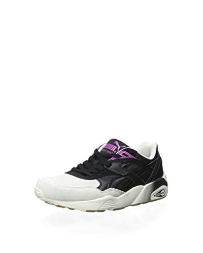 Puma Women's R698 Blocks & Stripes Sneaker