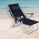 WearEver Deluxe Aluminum Hi-Back Backpack Chair