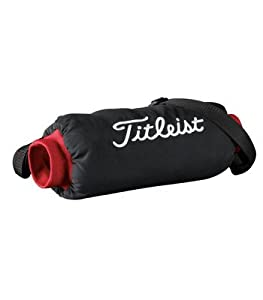 Titleist 2014 Golf Fleece Lined Hand Warmer Black by Titleist