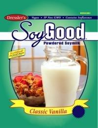 SoyGood - Classic Vanilla - Makes 10 Qts - Powdered Soymilk