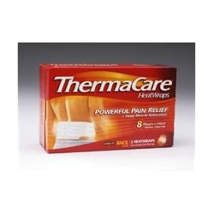 ThermaCare Air-Activated Heatwraps, Back & Hip