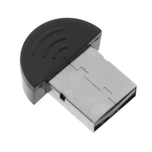 GTMax Black Mini 2.0 USB Bluetooth Micro Adapter Dongle for T-Mobile Blackberry Bold 9780