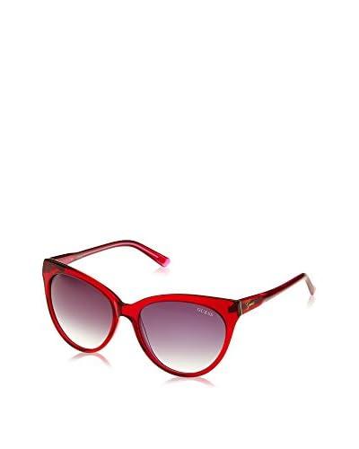Guess Occhiali da sole Gu 7341 (59 mm) Rosso