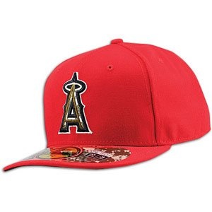 MLB Los Angeles Angels Stars And Stripes 59Fifty by New Era
